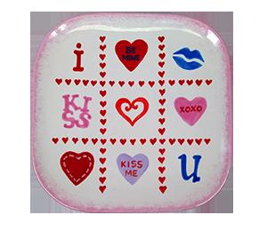 Hamilton Valentine's Tic Tac Toe