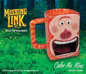 Hamilton Mr. Link Mug