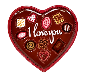 Princeton Valentine's Chocolate