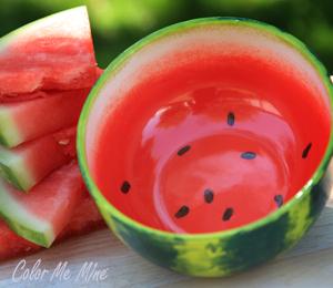 Princeton Watermelon Bowl