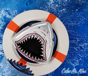 Princeton Shark Attack!
