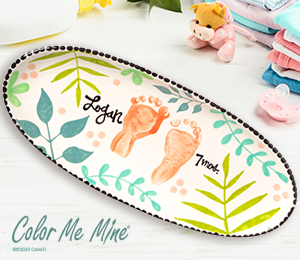 Princeton Tropical Baby Tray