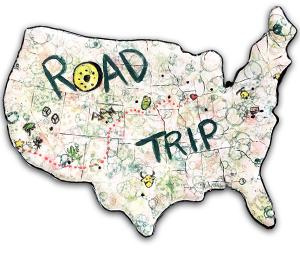 Princeton Family Road Trip