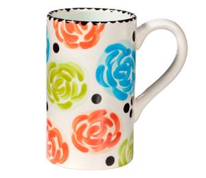 Princeton Simple Floral Mug
