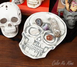 Princeton Vintage Skull Plate