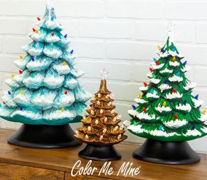Princeton Vintage Christmas Trees