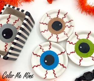 Princeton Eyeball Coasters