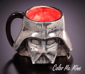 Princeton Darth Vader Mug