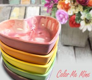 Princeton Candy Heart Bowls
