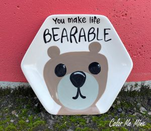 Princeton Bearable Plate