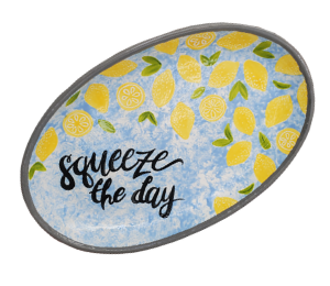 Princeton Lemon Platter