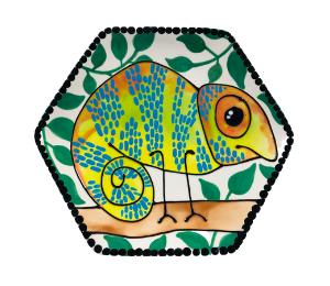 Princeton Chameleon Plate